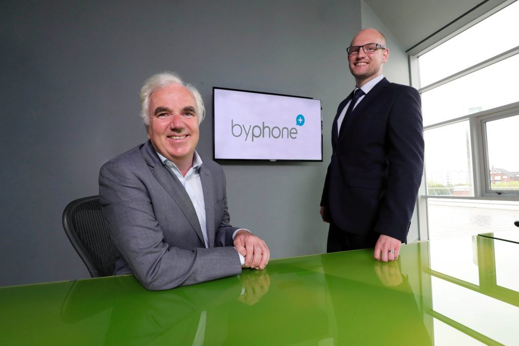 David and James Belfast VoIP system