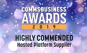 Comms Business Award